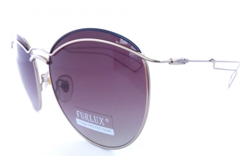 Γυαλιά Ηλίου FURLUX FU182 C5 758 R81 Χρώμα Ασημί GRADIENT