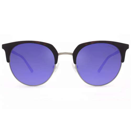Γυαλιά Ηλίου GUESS GU3026 52Z Χρώμα Ταρταρούγα MIRRORED