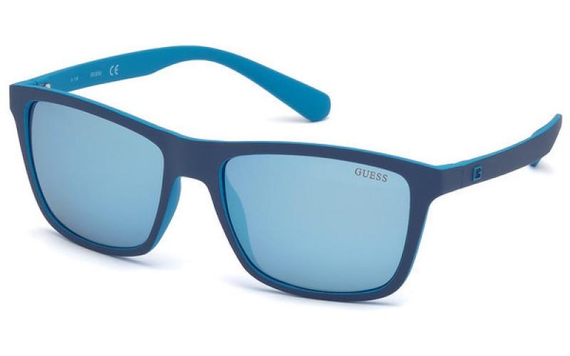 Γυαλιά Ηλίου GUESS GU6889 91X Χρώμα Μπλε ΓΥΝΑΙΚΑ